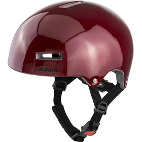 Alpina Airtime Helmet red